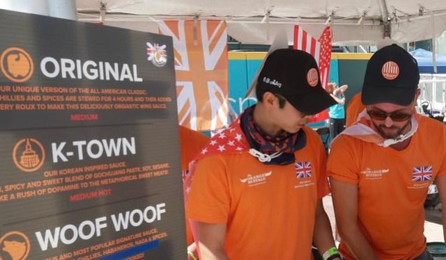 Interview with Orange Buffalo (in Buffalo, Post Buffalo Wing Festival)  | Spread It, Dip It, Wing It