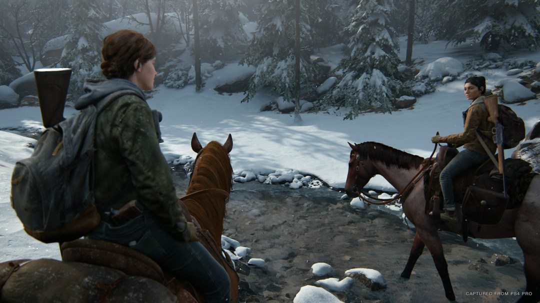 The Last of Us Part II State of Play Screenshots 4