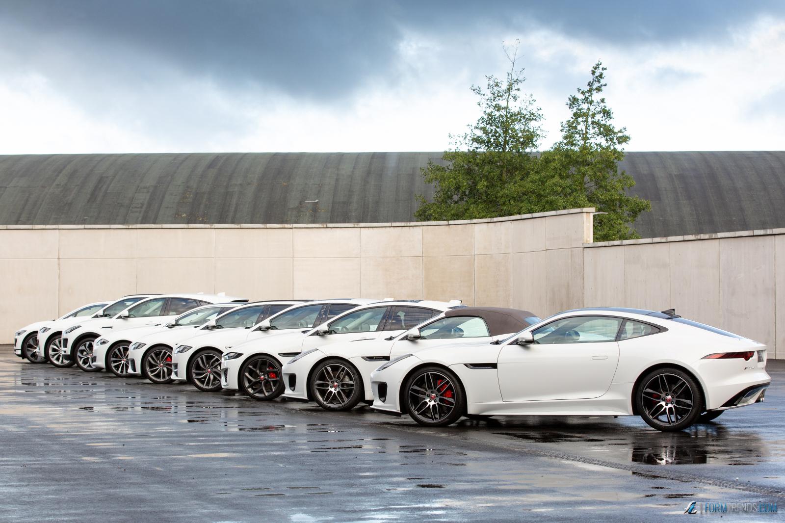Jaguar Opens New State Of The Art Design Center