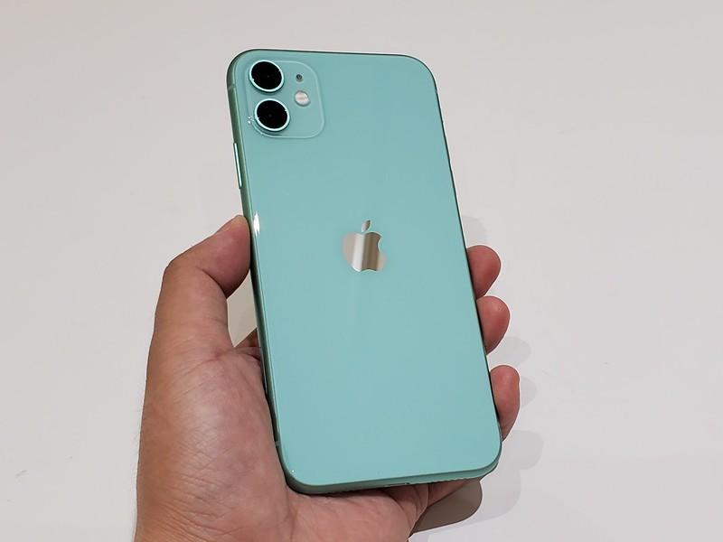 iPhone 11開箱 這是女孩會愛上的綠 同場加映滿板保護貼 防摔保護殼 推薦 @ 鄭蛋蛋的3C部落格 :: 痞客邦