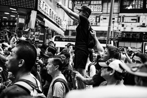 Hong Kong Protests 2019