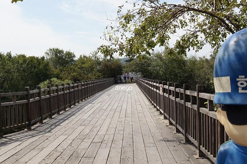 臨津閣 自由への橋