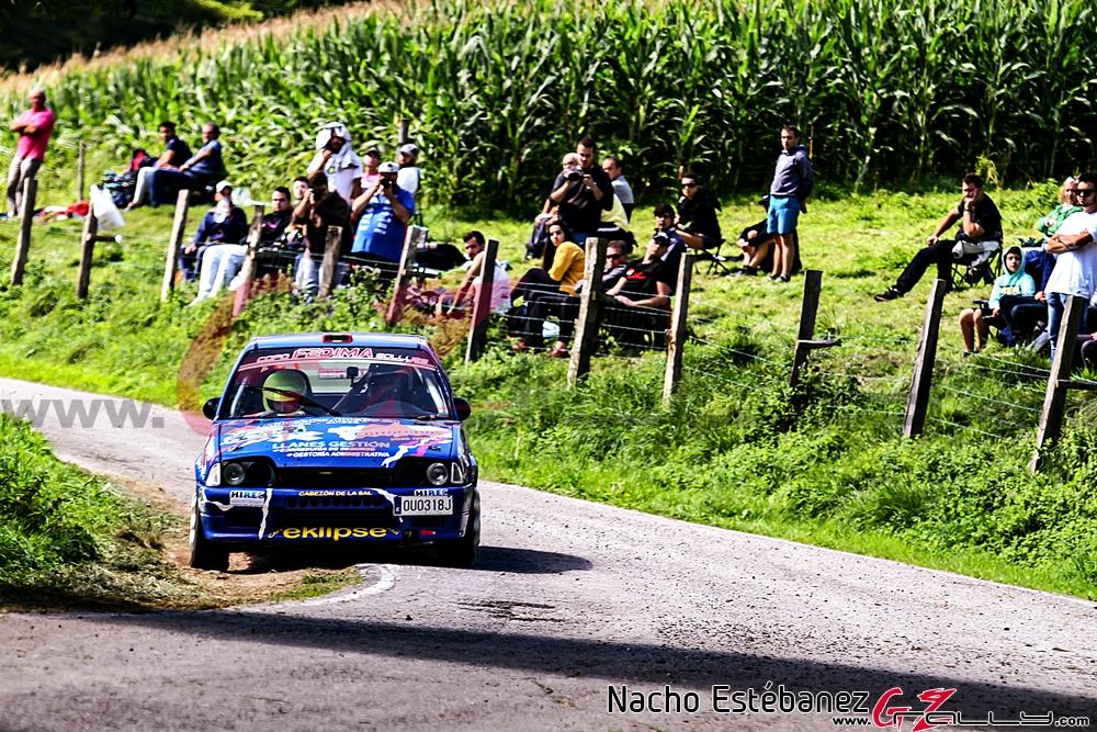 Rally de Llanes - Nacho Estébanez