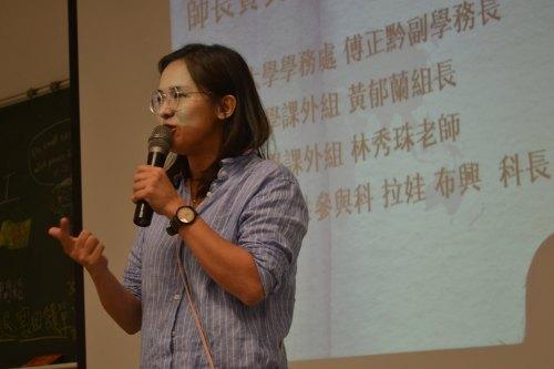 與全球教育接軌的橋樑 元智國際志工團成果分享會 (4)