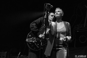 July Talk @ The Ritz in Raleigh NC on September 24th 2019