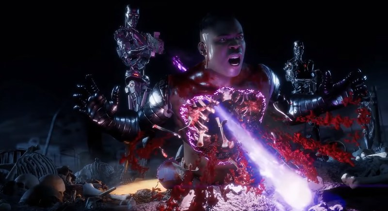 Mortal Kombat 11 - Finisseur 21
