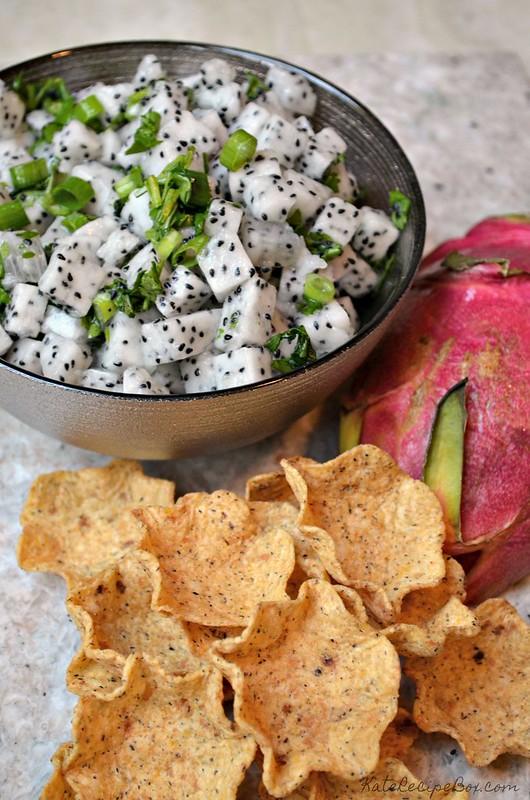 Dragonfruit Salsa 3