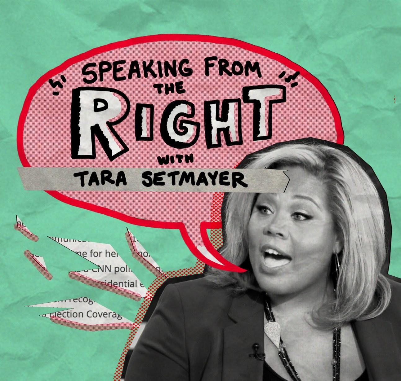 Tara Setmayer Visual
