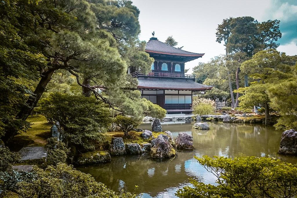 Higashiyama Temple | Kyoto Osaka Itinerary