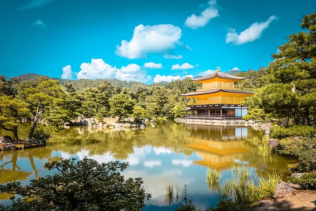 Kinkakuji Temple | Kyoto Osaka Itinerary