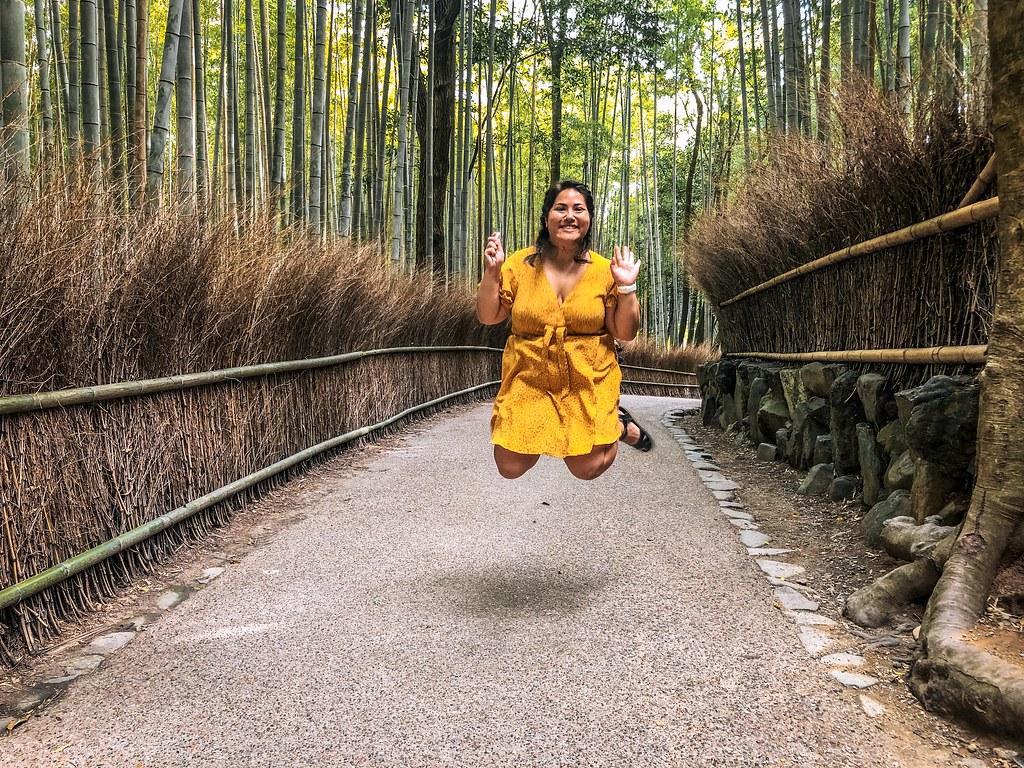 Bamboo Grove   Kyoto Itinerary