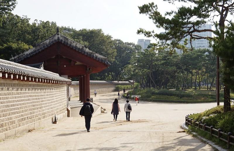 宗廟 入り口