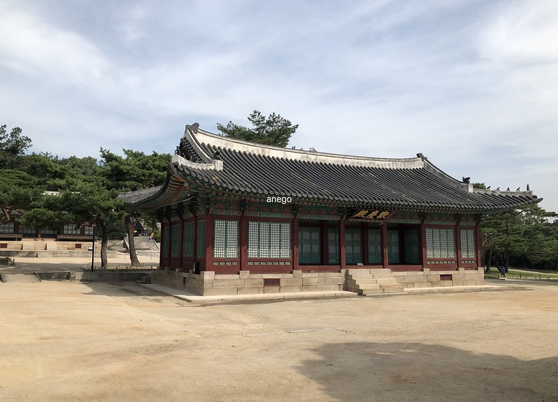 昌慶宮 歓慶殿