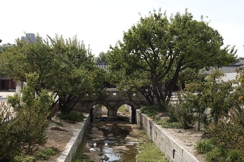 昌慶宮 玉川橋