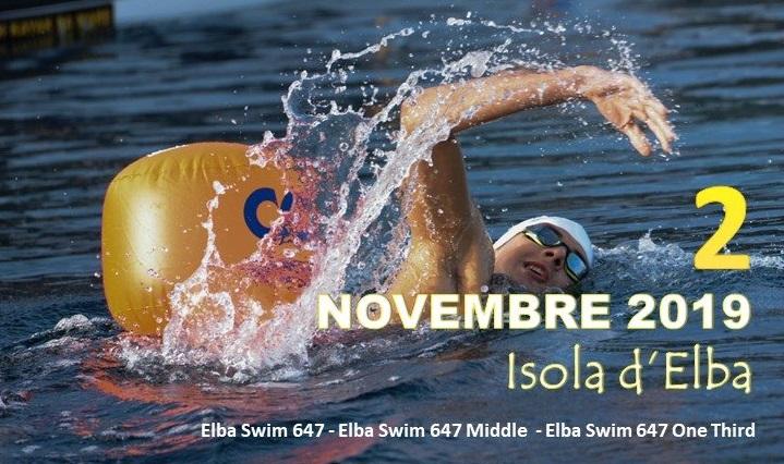 Elba Swim 647 la nuotata solidale di Abbracciamoli onlus