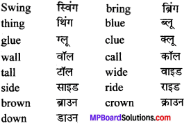 MP Board Class 6th General English Chapter 2 The Town Child 1