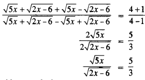 ICSE Maths Question Paper 2019 Solved for Class 10 51