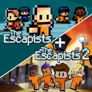 Thumbnail of The Escapists + The Escapists 2 on PS4
