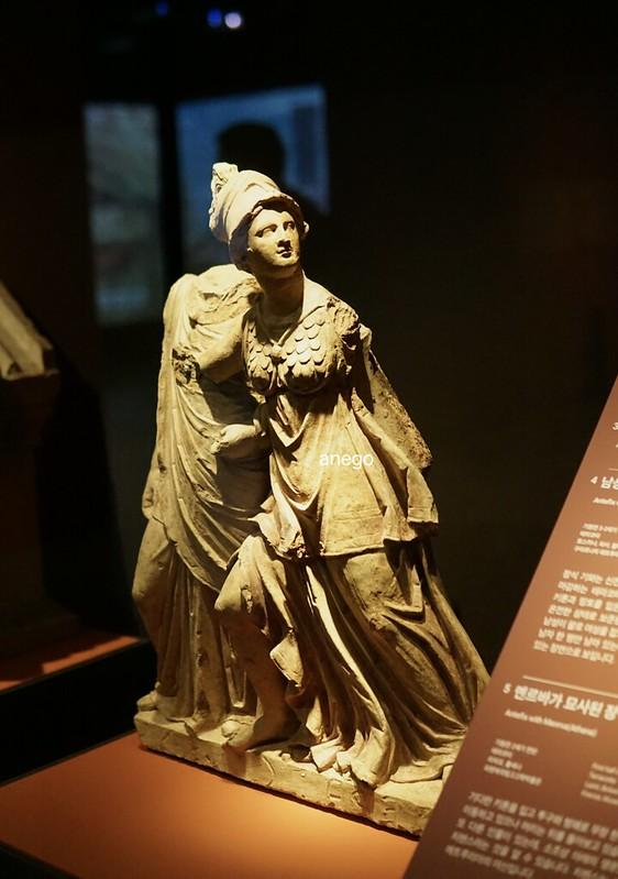 中央博物館 アテナ