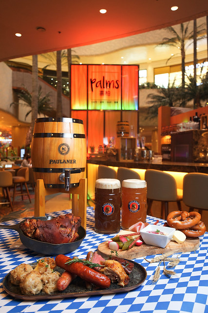 German Beer Festival at Palms