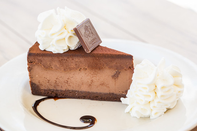 Godiva® Chocolate Cheesecake