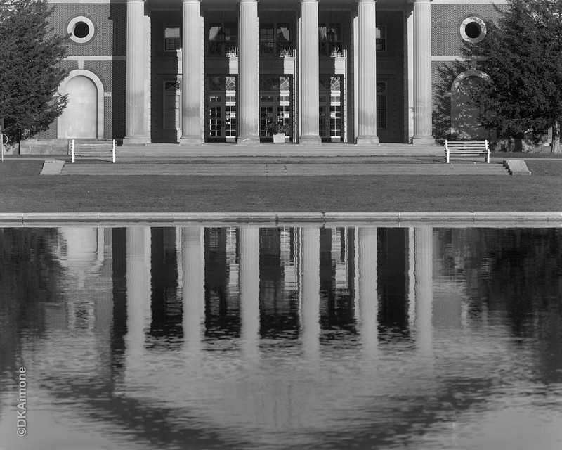 Columns, Reflections