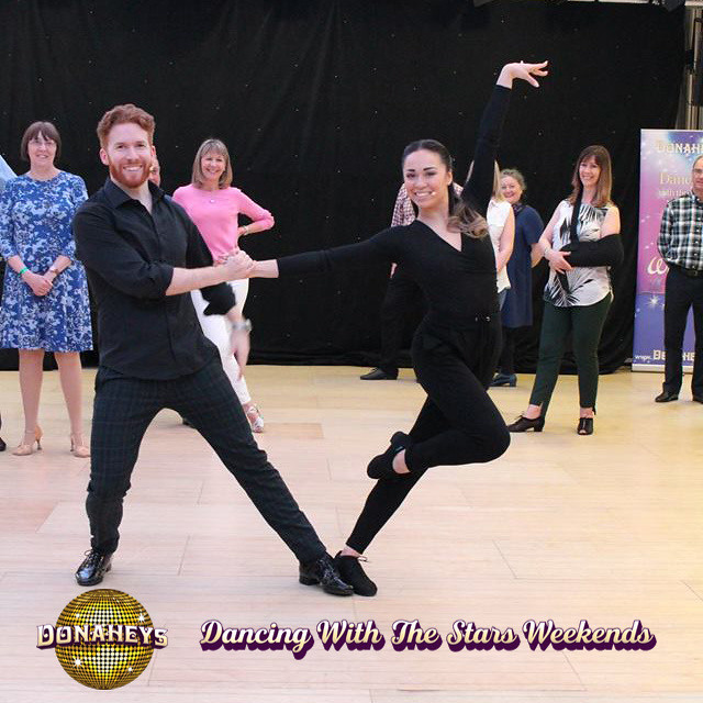 Strictly Come Dancing Stars Neil & Katya Jones