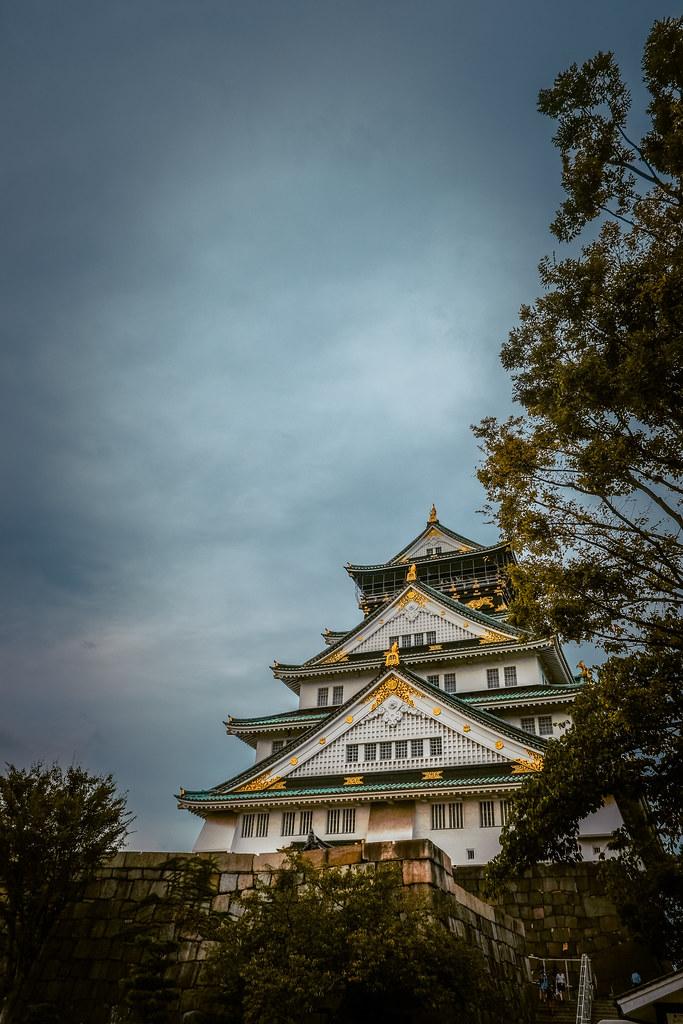 Osaka Castle | Kyoto Osaka Itinerary