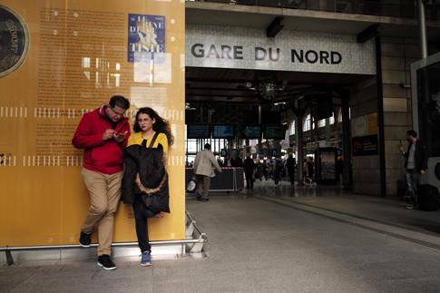 19j11 Gare du Nord_0049 variante Uti 485