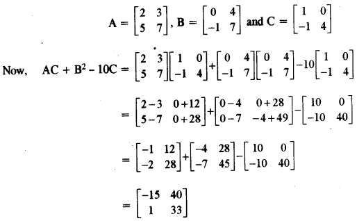 ICSE Maths Question Paper 2018 Solved for Class 10 27