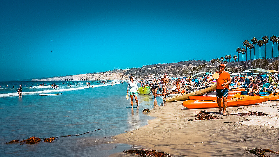 La Jolla Beach | Best Views in San Diego