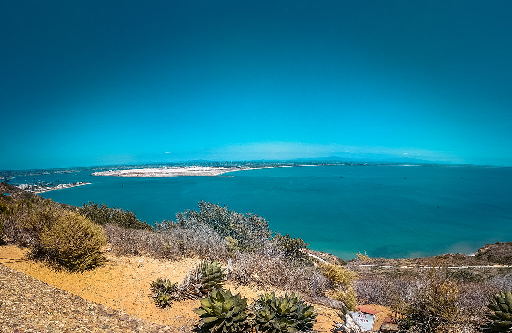 View from Cabrillo National Monument