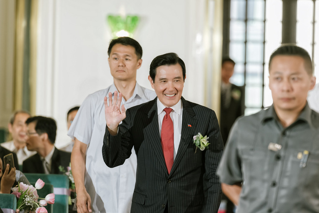 台北婚攝/臺北文華東方酒店婚禮紀錄