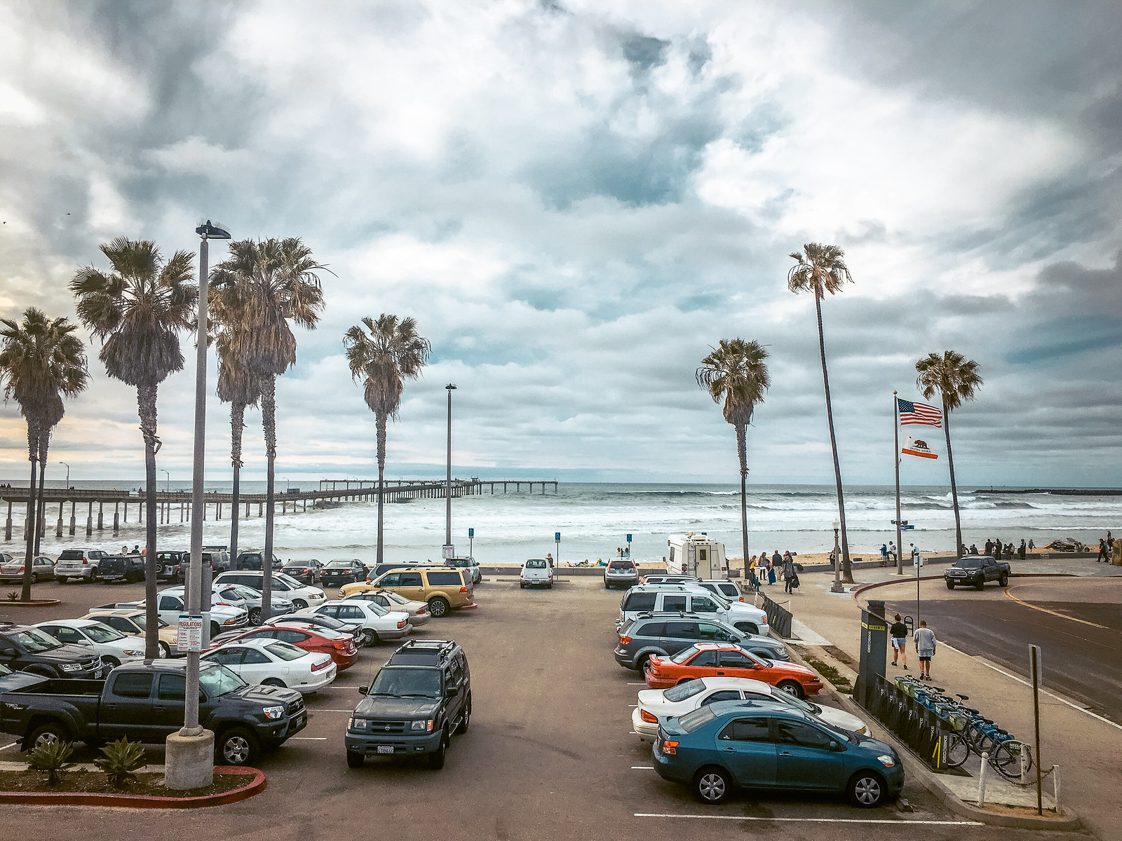Ocean Beach | San Diego Itinerary
