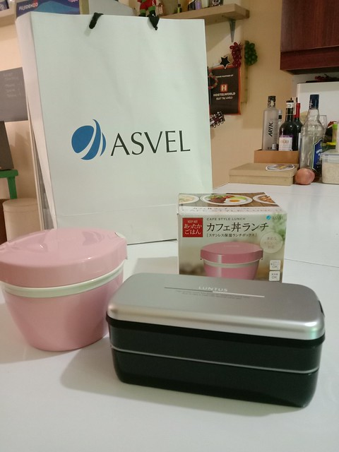 Asvel lunch boxes
