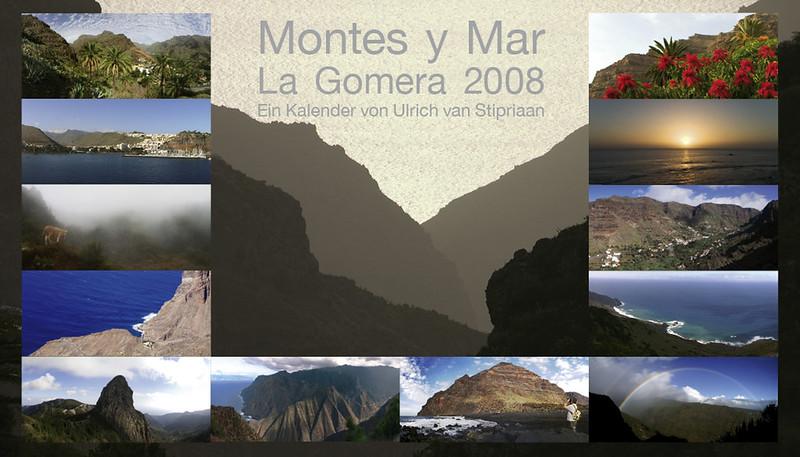 Gomera-Panorama 2008