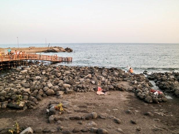 Playa San Giovani di Cuti en Catania
