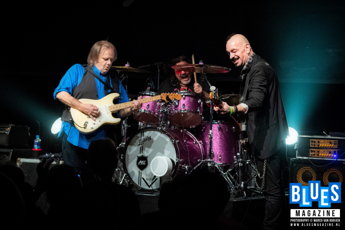 Walter Trout and Band