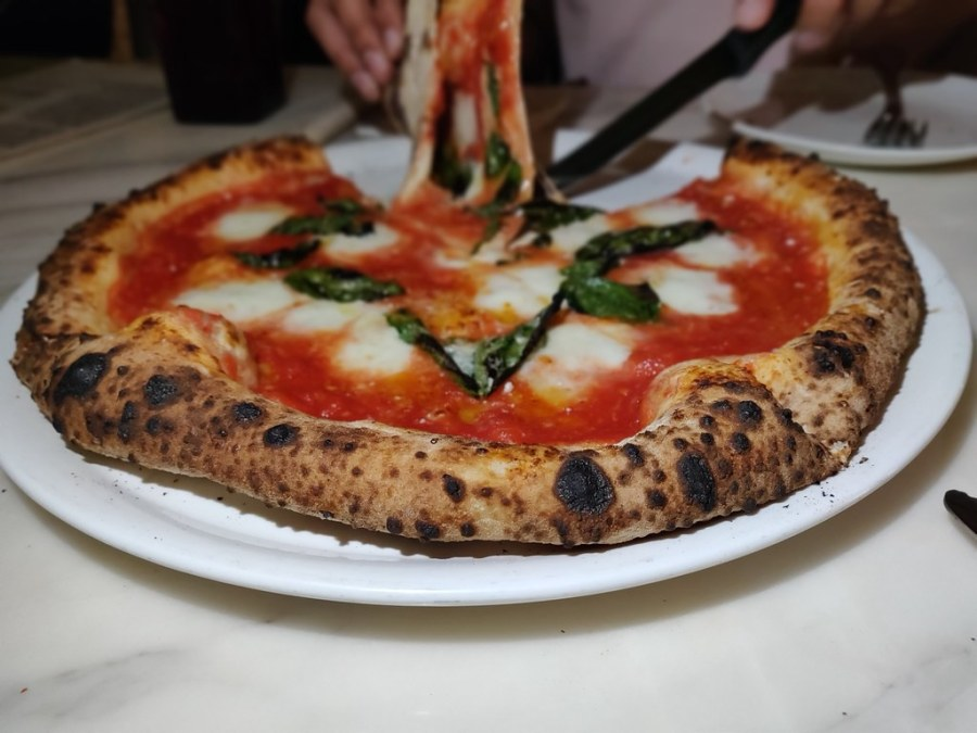 Marghertia Pizza Motorino