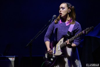 Soccer Mommy @ Booth Amphitheatre in Cary NC on October 16th 2019