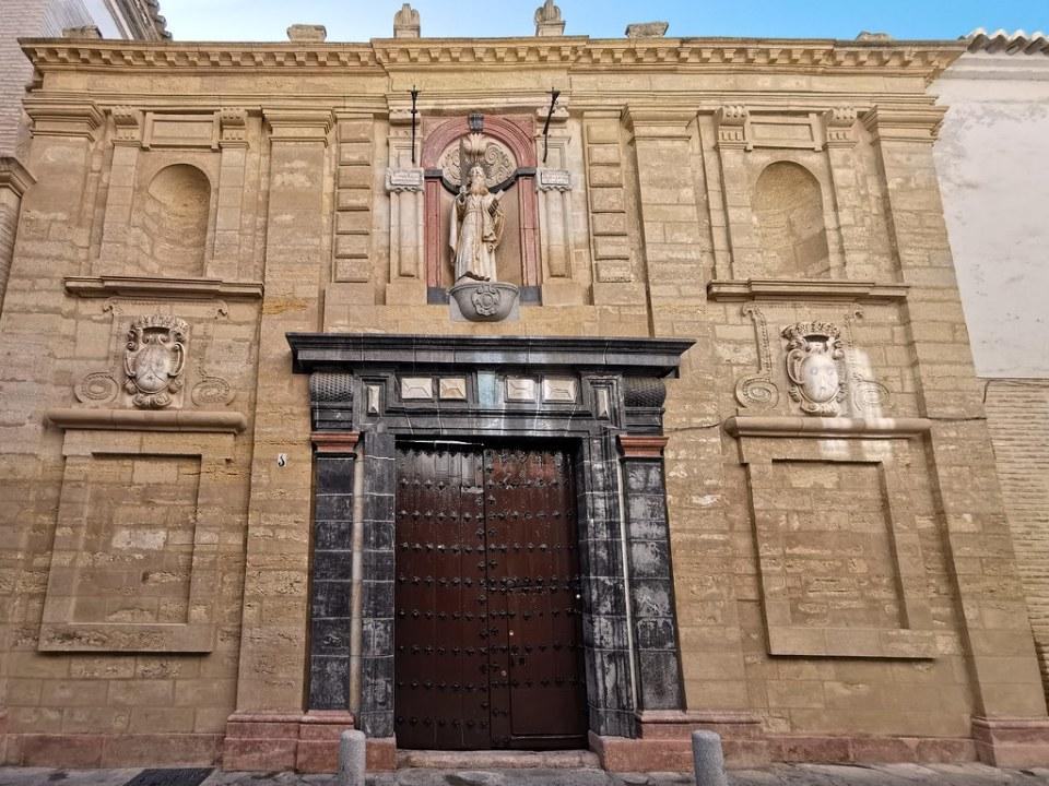 Convento de la Encarnación Antequera Malaga 01