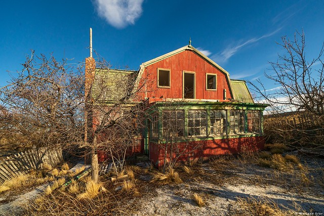 Casa estancia abandonada
