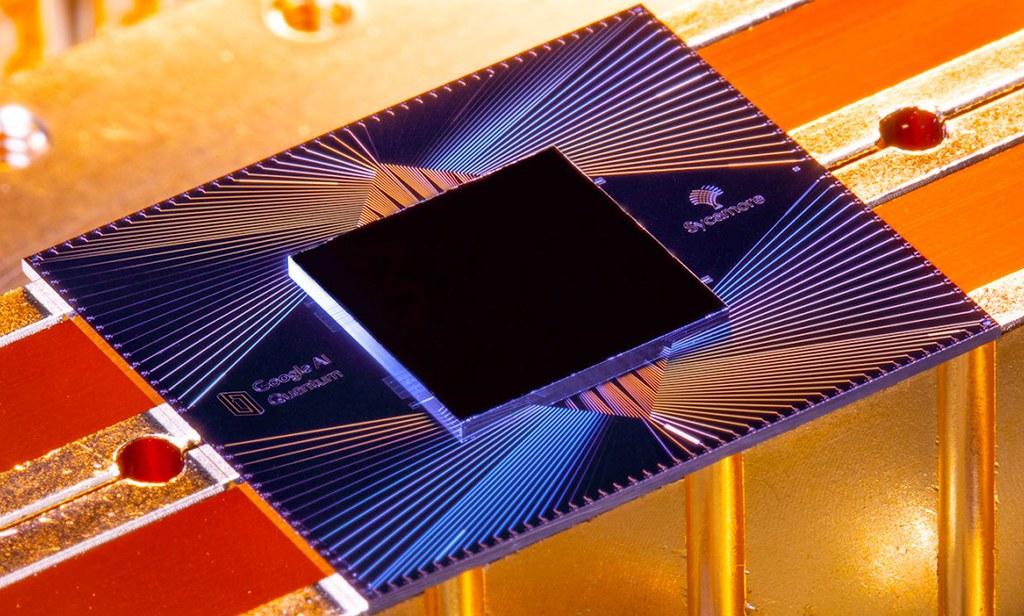 Google宣佈實現量子優越性 IBM:言過其實