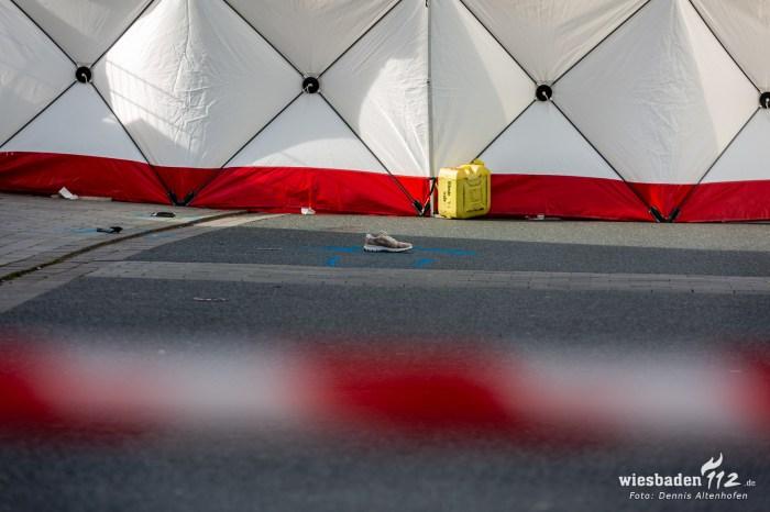 Tödlicher Familienstreit in Limburg 25.10.19