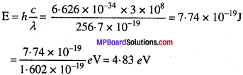 MP Board Class 11th Chemistry Solutions Chapter 2 परमाणु की संरचना 24