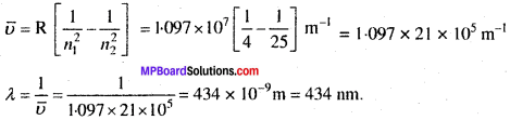MP Board Class 11th Chemistry Solutions Chapter 2 परमाणु की संरचना 27