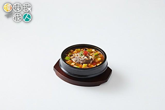 s韓式豆醬炆牛腩湯