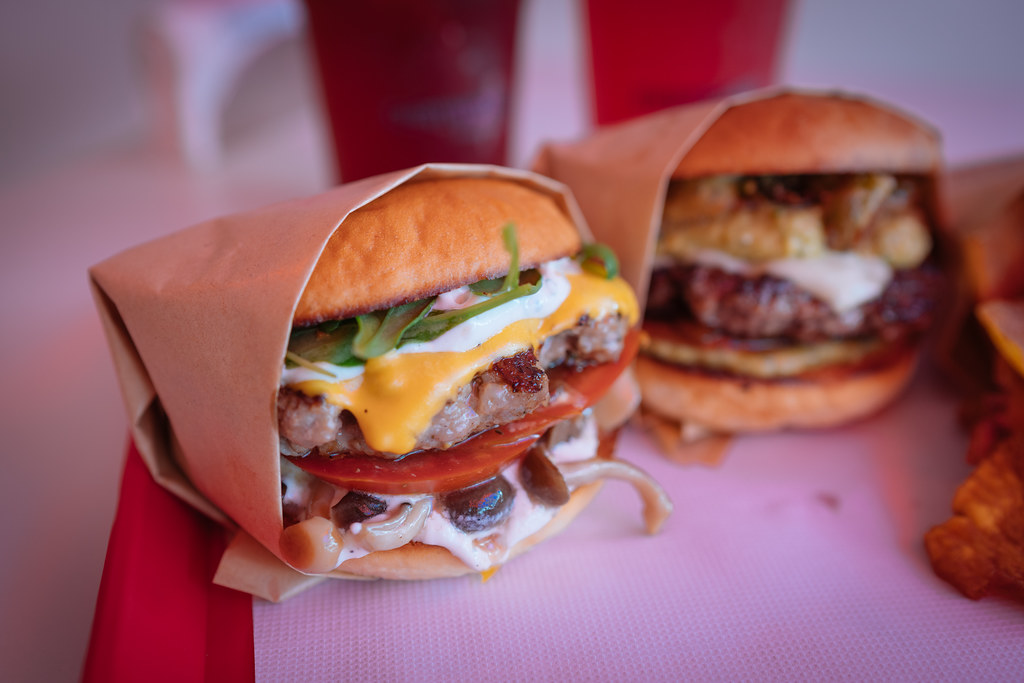 Everywhere burger club 漢堡俱樂部 | Funstyle | Flickr