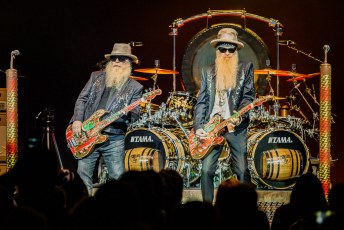 ZZ Top at MGM National Harbor in Oxon Hill, MD on October 25th, 2019