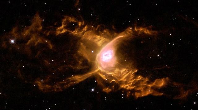 The Red Spider Nebula